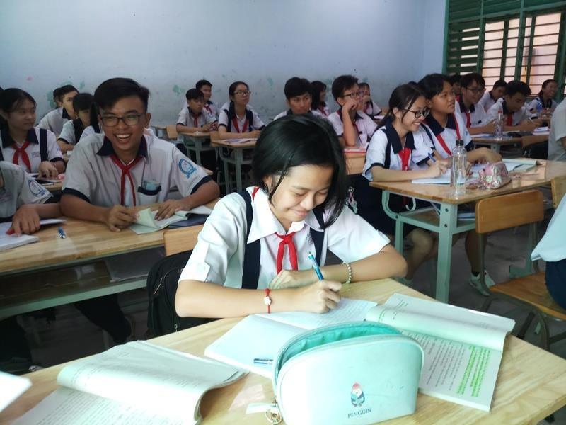 Ngừng tuyển sinh lớp chuyên Tin tại chuyên Trần Đại Nghĩa - ảnh 1