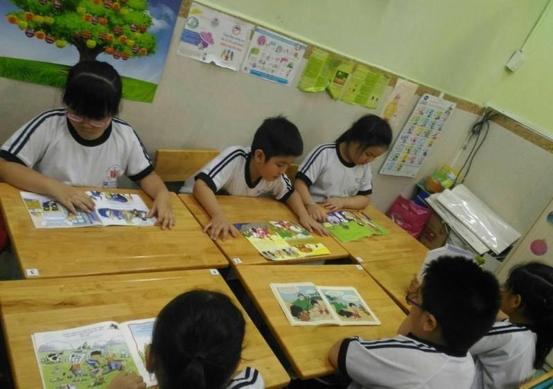 TP.HCM: Trường học chủ động tổ chức tiết đọc sách - ảnh 2