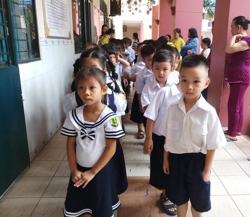TP.HCM: Tổ chức ngày hội kỹ năng mạnh mẽ cho HS tiểu học - ảnh 1