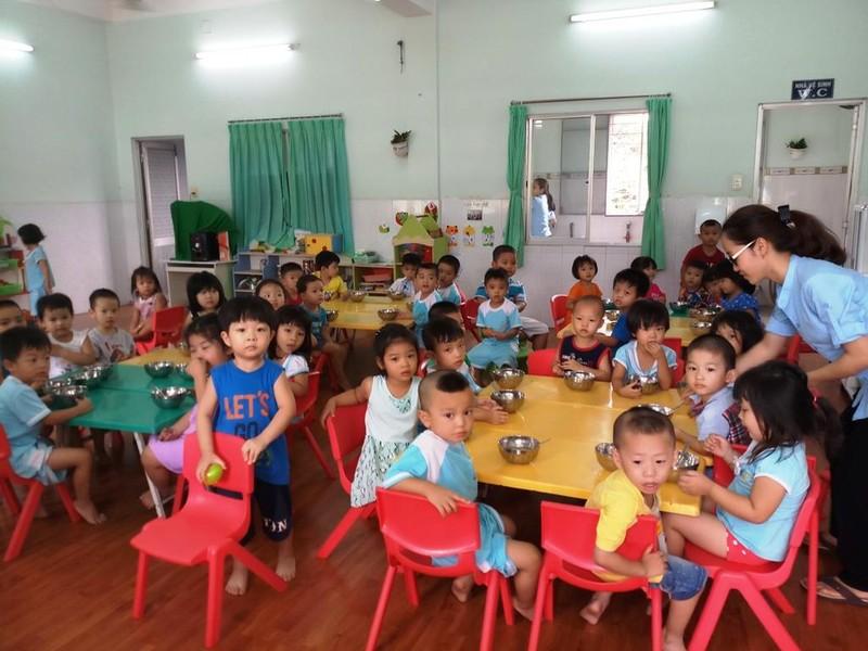 TP.HCM: Các trường mầm non giữ trẻ dịp hè từ ngày 17-6 - ảnh 1