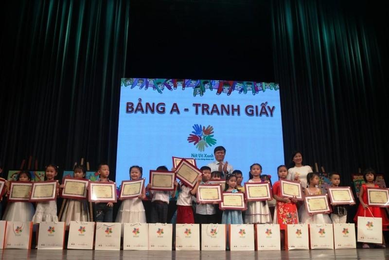 500 thí sinh nhận giải thưởng Nét Vẽ Xanh lần thứ 22 - ảnh 1