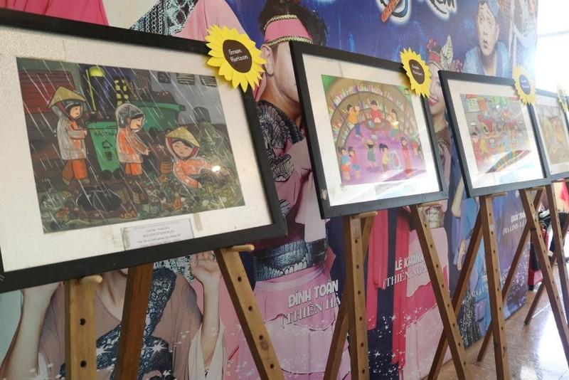 500 thí sinh nhận giải thưởng Nét Vẽ Xanh lần thứ 22 - ảnh 2