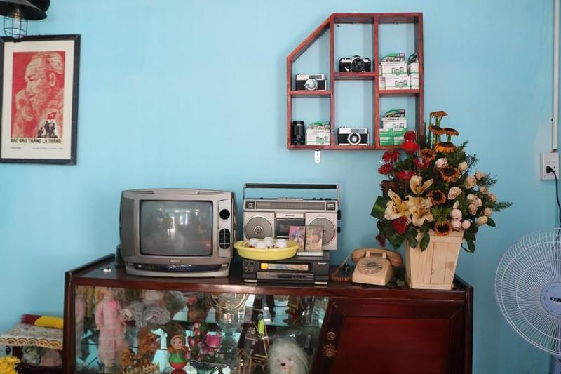 Đến quán 'Mưa rào' Sài Gòn viết thư tay gửi người thân - ảnh 1