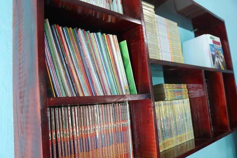 Đến quán 'Mưa rào' Sài Gòn viết thư tay gửi người thân - ảnh 4