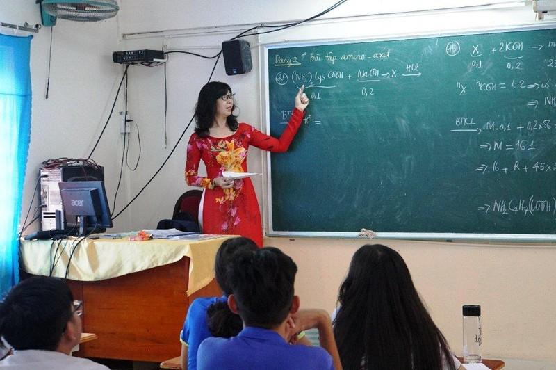 TP.HCM tuyển dụng 443 giáo viên THPT năm học 2019-2020 - ảnh 1