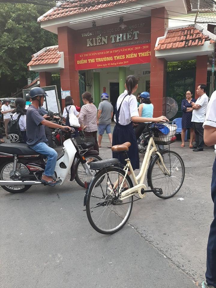 TP.HCM, Hà Nội: Hơn 165.000 HS bắt đầu cuộc đua vào lớp 10 - ảnh 3