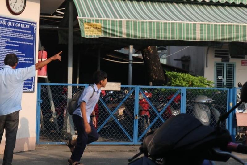 TP.HCM, Hà Nội: Hơn 165.000 HS bắt đầu cuộc đua vào lớp 10 - ảnh 13