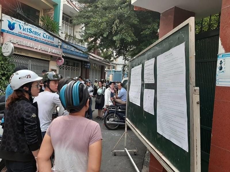 TP.HCM, Hà Nội: Hơn 165.000 HS bắt đầu cuộc đua vào lớp 10 - ảnh 4