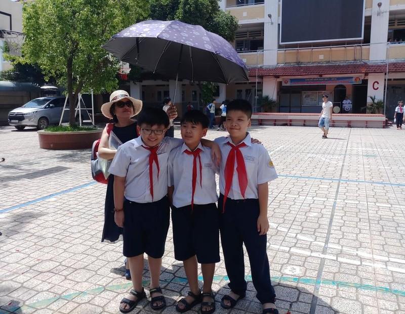 Tuyển sinh lớp 6 chuyên Trần Đại Nghĩa: 1 'chọi' 8 - ảnh 1