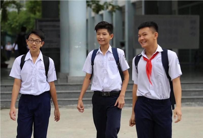 TP.HCM dự kiến công bố điểm tuyển sinh lớp 10 trước 1 ngày - ảnh 1