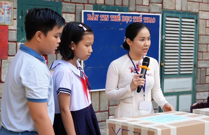Hơn 4.000 sĩ tử bước vào cuộc đua lớp 6 chuyên Trần Đại Nghĩa - ảnh 5