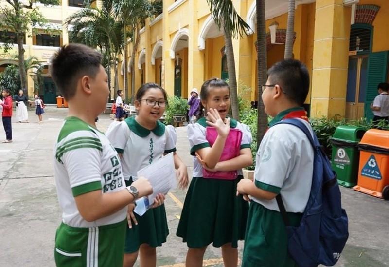 Điểm trúng tuyển lớp 6 trường chuyên Trần Đại Nghĩa giảm 'sốc' - ảnh 1