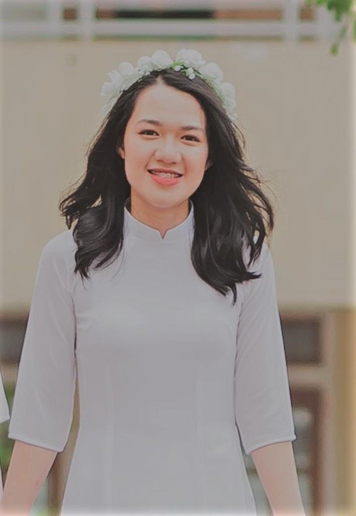 Tâm sự của nữ sinh Hà Tĩnh đạt thủ khoa khối A1 của cả nước - ảnh 1