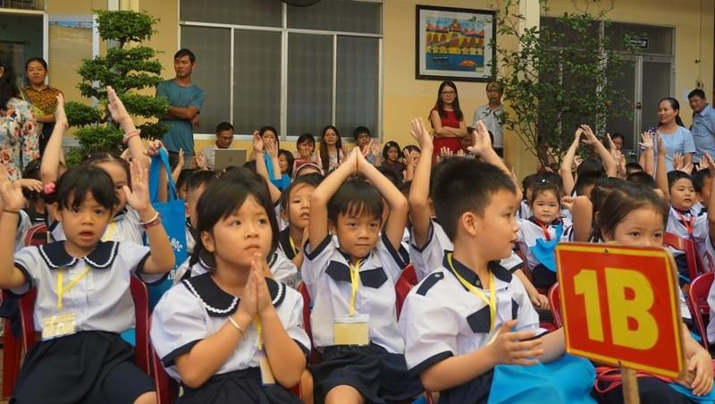 """Hơn 255.000 trẻ được uống """"Sữa học đường"""" trong năm học mới - ảnh 1"""
