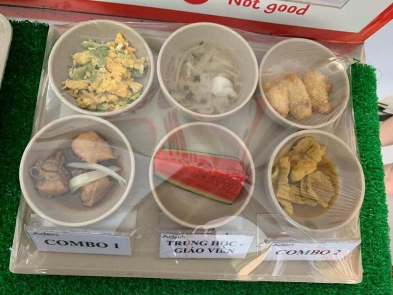 Trường quốc tế Việt Úc bị tố cắt xén khẩu phần ăn của học sinh - ảnh 1
