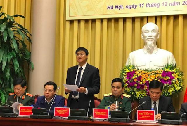 Cộng đồng mạng thương tiếc Thứ trưởng Lê Hải An - ảnh 5