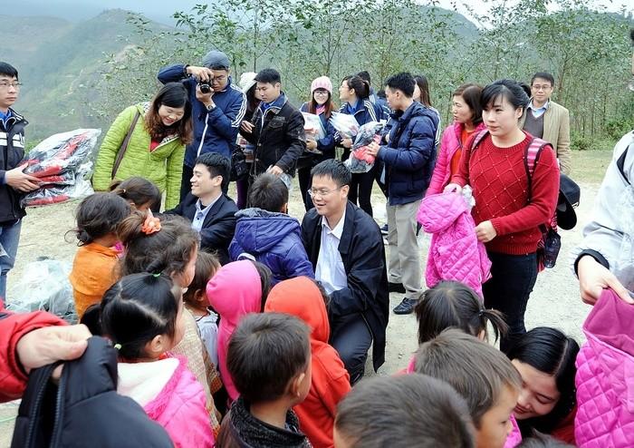 Trường ĐH Mỏ công bố loạt hình ảnh của Thứ trưởng Lê Hải An - ảnh 22