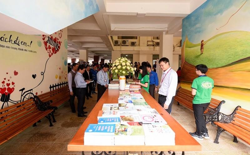Trường ĐH Mỏ công bố loạt hình ảnh của Thứ trưởng Lê Hải An - ảnh 18