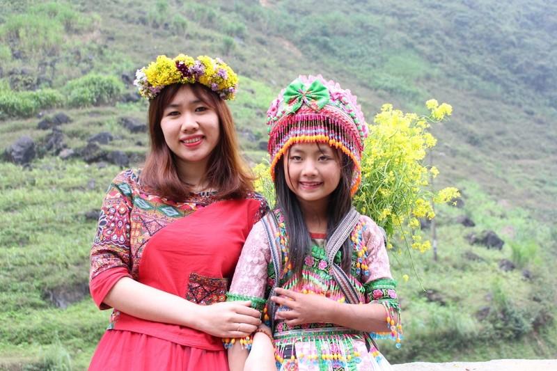 Ngắm nụ cười trong veo của những đứa trẻ vùng cao Hà Giang - ảnh 5