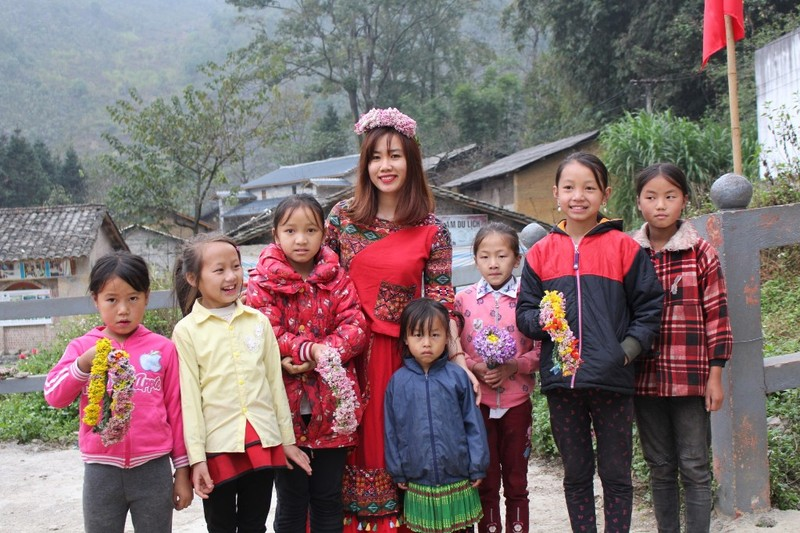 Ngắm nụ cười trong veo của những đứa trẻ vùng cao Hà Giang - ảnh 3
