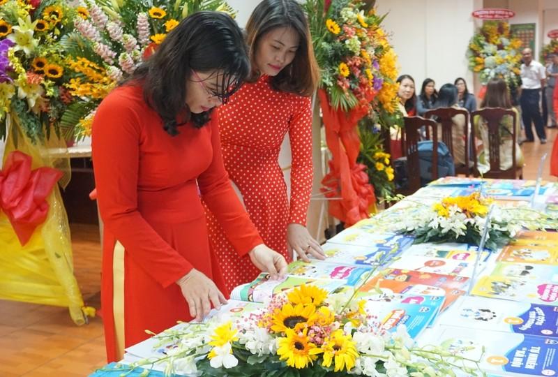 NXB Giáo dục Việt Nam cung ứng 40.000 bản sách mẫu - ảnh 1