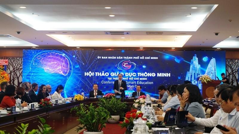 Trường THPT đầu tiên ở TP.HCM dạy về trí tuệ nhân tạo - ảnh 2