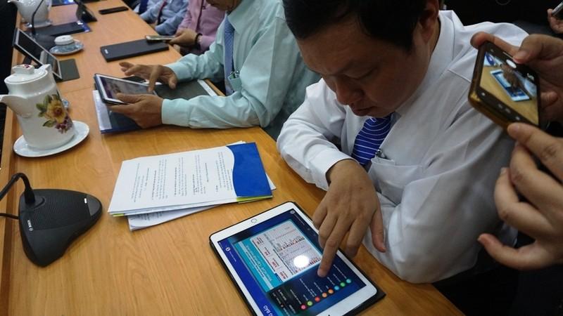 Ra mắt mô hình Trung tâm điều hành giáo dục thông minh - ảnh 3