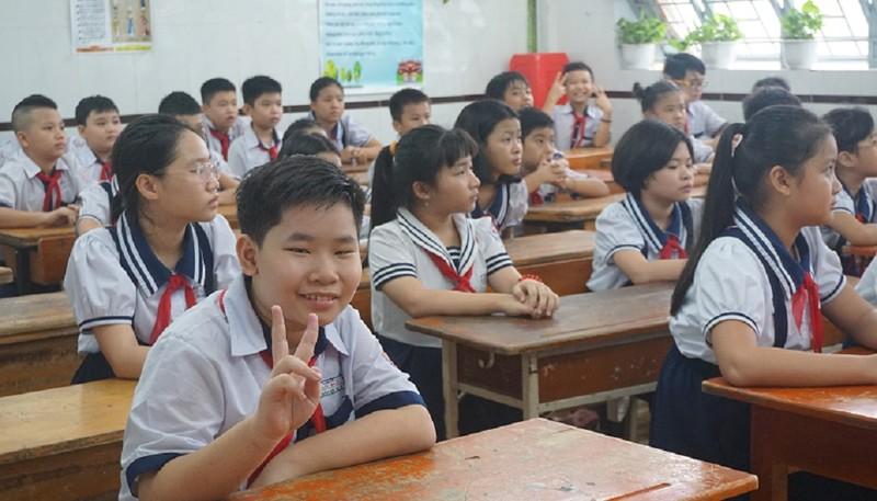 TP.HCM bỏ giãn cách trong lớp học - ảnh 1