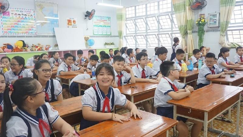 Ba bước xem xét học sinh tiểu học có thể học vượt lớp - ảnh 1