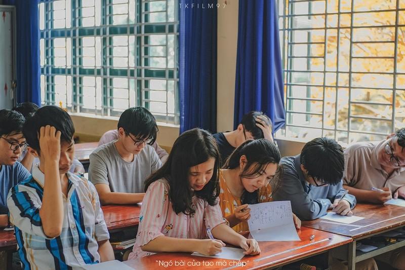 Độc đáo ảnh kỷ yếu lấy ý tưởng từ tác phẩm của Nguyễn Nhật Ánh - ảnh 15