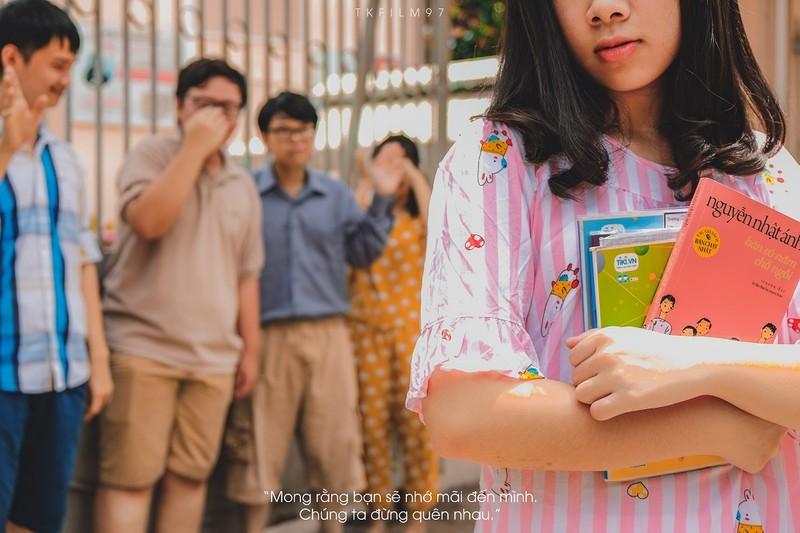 Độc đáo ảnh kỷ yếu lấy ý tưởng từ tác phẩm của Nguyễn Nhật Ánh - ảnh 18