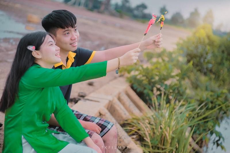 Độc đáo ảnh kỷ yếu lấy ý tưởng từ tác phẩm của Nguyễn Nhật Ánh - ảnh 2
