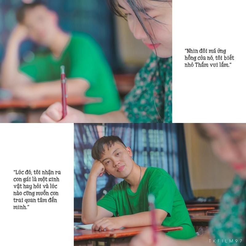 Độc đáo ảnh kỷ yếu lấy ý tưởng từ tác phẩm của Nguyễn Nhật Ánh - ảnh 1
