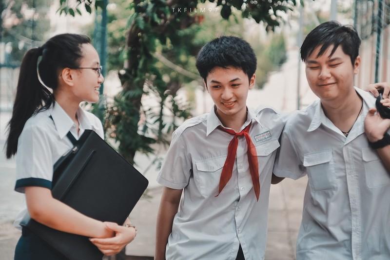 Độc đáo ảnh kỷ yếu lấy ý tưởng từ tác phẩm của Nguyễn Nhật Ánh - ảnh 9