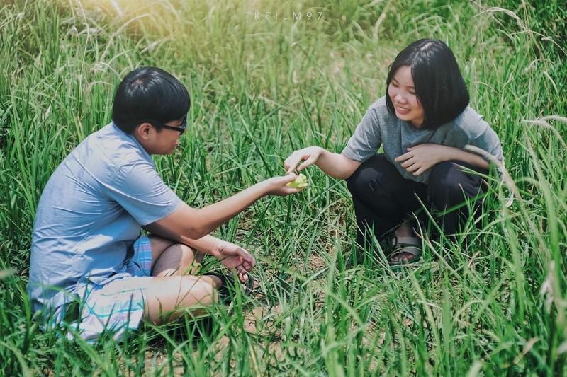 Độc đáo ảnh kỷ yếu lấy ý tưởng từ tác phẩm của Nguyễn Nhật Ánh - ảnh 3