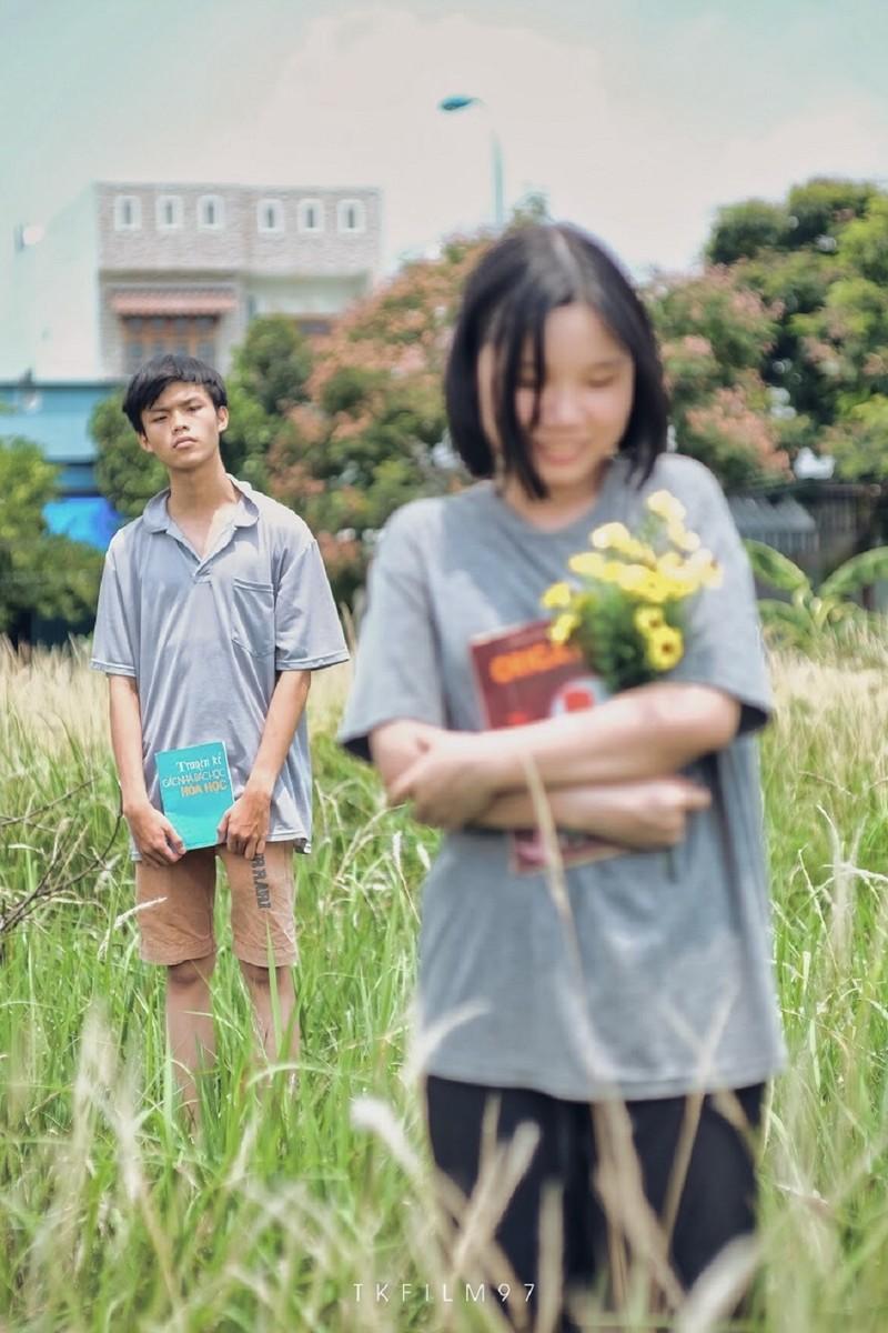 Độc đáo ảnh kỷ yếu lấy ý tưởng từ tác phẩm của Nguyễn Nhật Ánh - ảnh 4