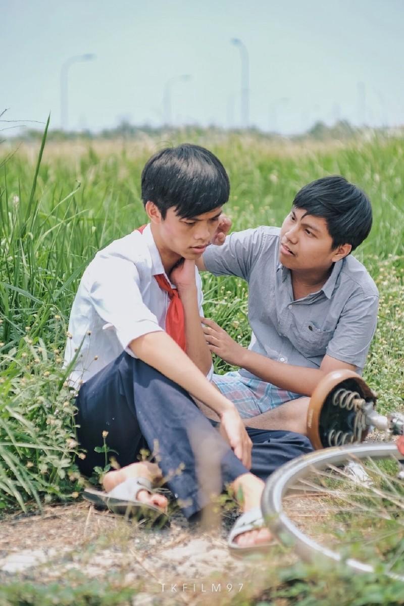 Độc đáo ảnh kỷ yếu lấy ý tưởng từ tác phẩm của Nguyễn Nhật Ánh - ảnh 5