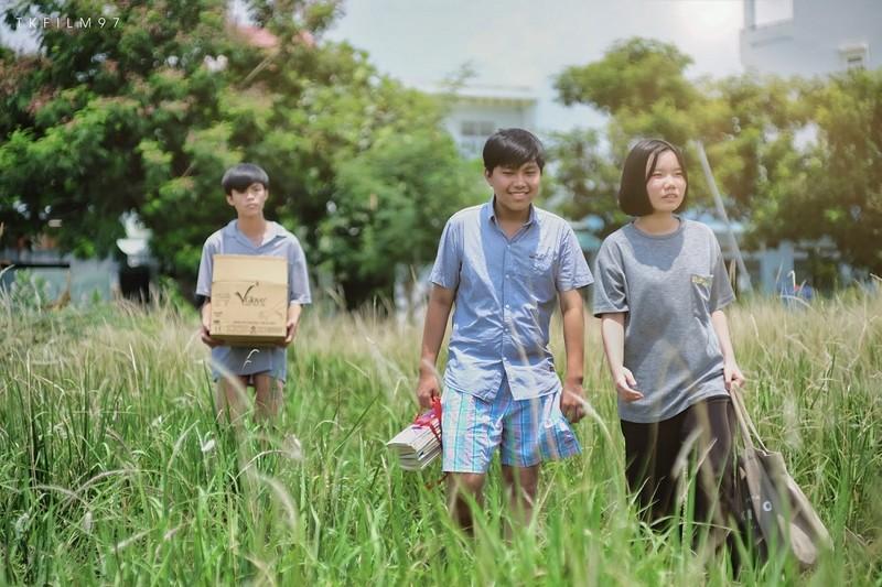 Độc đáo ảnh kỷ yếu lấy ý tưởng từ tác phẩm của Nguyễn Nhật Ánh - ảnh 6