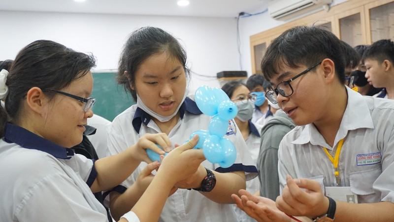 TP.HCM: Hơn 82.000 thí sinh đăng ký tuyển sinh lớp 10 - ảnh 1