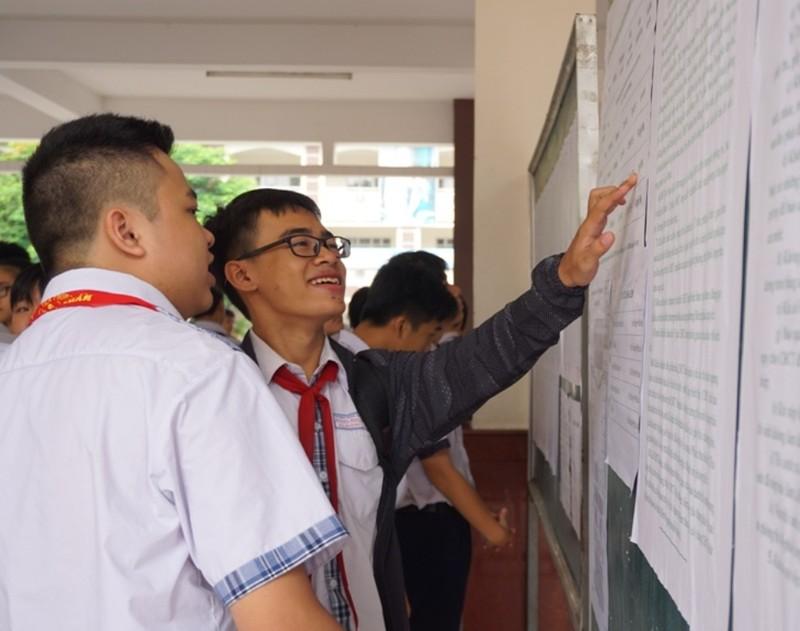 TP.HCM: 82.000 thí sinh làm thủ tục thi vào lớp 10  - ảnh 2