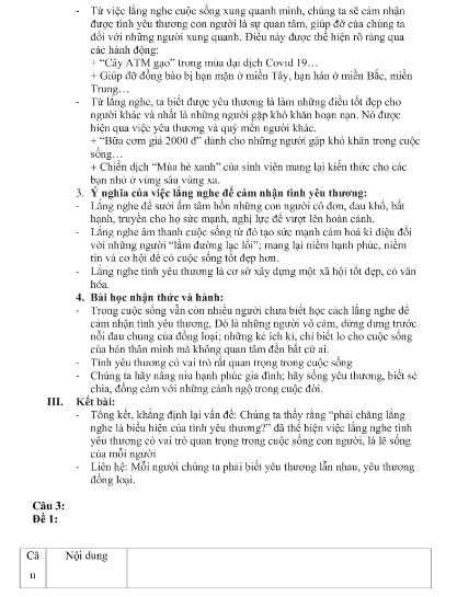 Gợi ý bài làm đề thi môn Văn tuyển sinh vào lớp 10 - ảnh 5