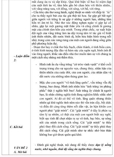Gợi ý bài làm đề thi môn Văn tuyển sinh vào lớp 10 - ảnh 7