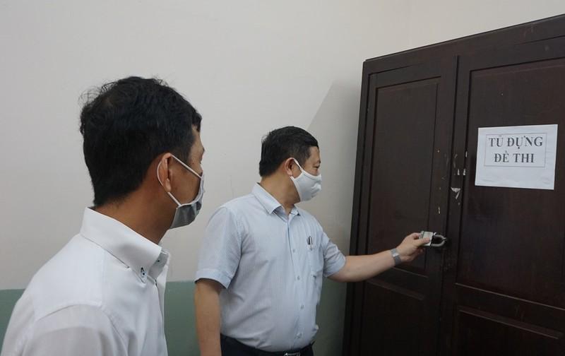 Ông Dương Anh Đức: Hy vọng kỳ thi an toàn, đúng quy chế - ảnh 2