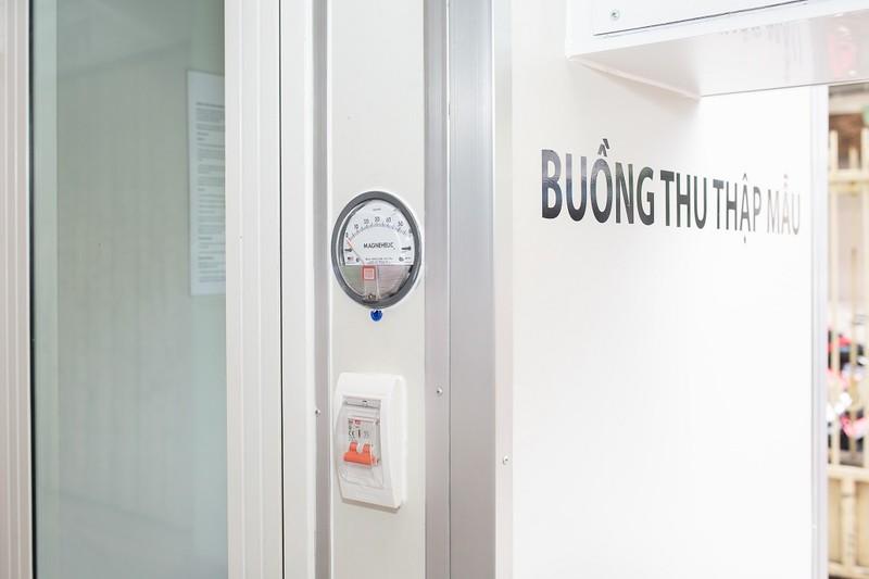 Trao tặng 4 phòng áp lực dương kháng khuẩn di động cho Đà Nẵng - ảnh 4