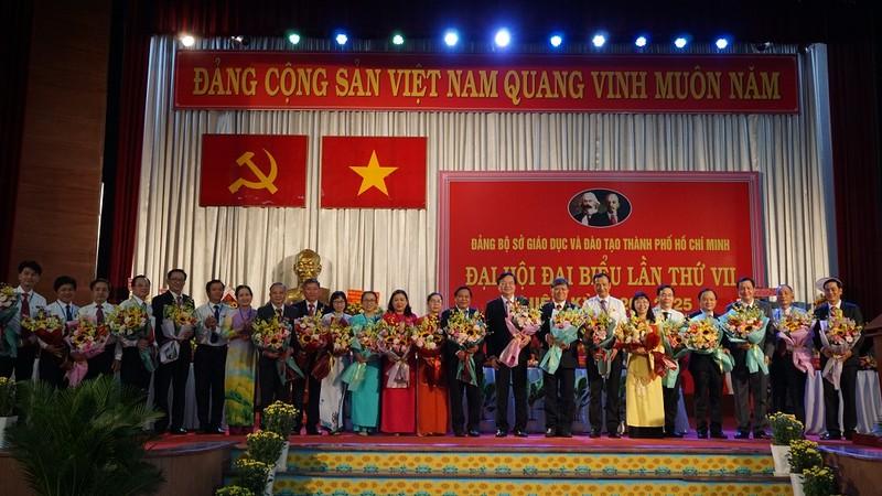 Ông Nguyễn Văn Hiếu đắc cử Bí thư Đảng ủy Sở GD&ĐT TP.HCM - ảnh 1