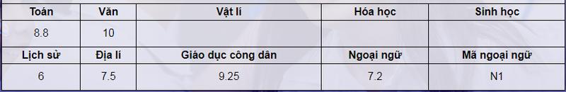 Thi tốt nghiệp THPT:  Môn Văn có 2 điểm 10 - ảnh 2