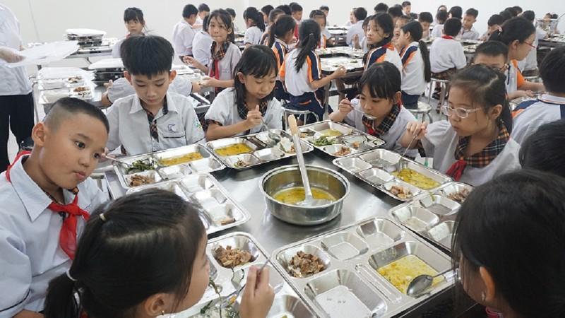 Vụ bữa ăn bán trú: Lãnh đạo UBND quận 9 lên tiếng - ảnh 2