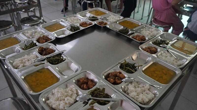Vụ bữa ăn bán trú: Lãnh đạo UBND quận 9 lên tiếng - ảnh 1
