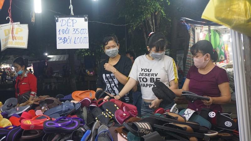 Khai mạc Ngày hội công nhân - phiên chợ nghĩa tình 2021 - ảnh 2