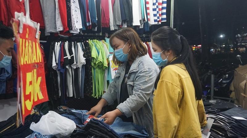 Khai mạc Ngày hội công nhân - phiên chợ nghĩa tình 2021 - ảnh 3